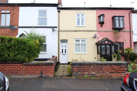 2 bedroom terraced house to rent - Princess Road, Dronfield