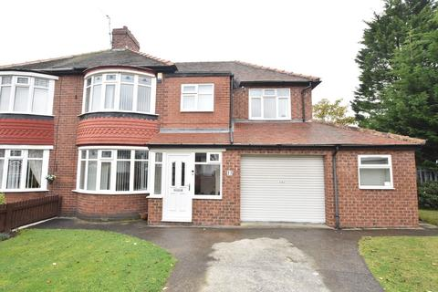 4 bedroom semi-detached house for sale - Shotley Avenue, Fulwell Mill