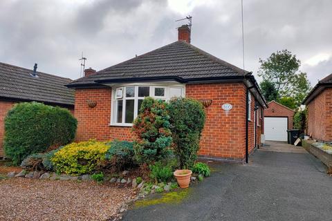 2 bedroom detached bungalow to rent - Hambledon Crescent, Loughborough