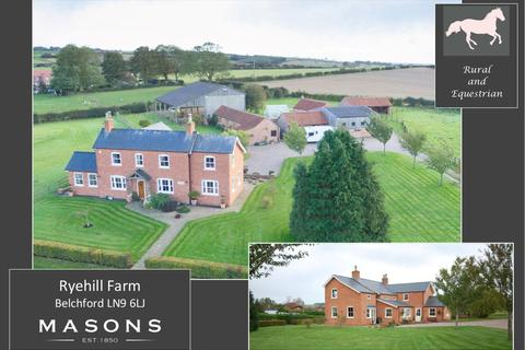 4 bedroom detached house for sale - Ryehill Farm, Belchford LN9 6LJ