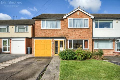 3 bedroom semi-detached house for sale - Finbury Close, Solihull, B92