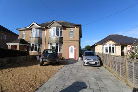 3 bedroom semi-detached house for sale - Plymbridge Road, Plympton