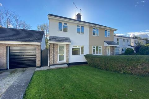 3 bedroom semi-detached house to rent - Grampound Road, Truro