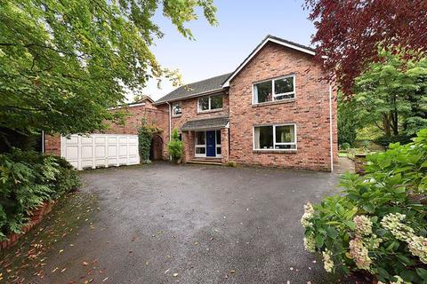 4 bedroom detached house for sale - Carrwood, Hale Barns
