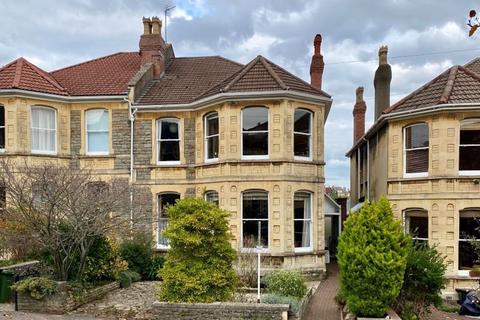 5 bedroom semi-detached house for sale - Northumberland Road, Redland