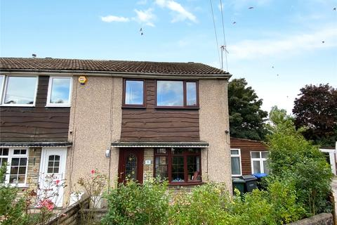 3 bedroom end of terrace house for sale - Providence Court, Oakworth, Keighley, West Yorkshire, BD22