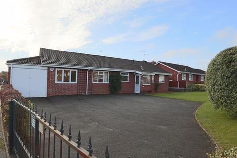 3 bedroom detached bungalow for sale - Freckleton Place, Meir Park