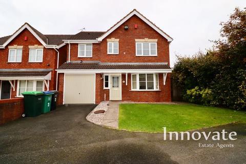 4 bedroom detached house for sale - Wyvern Close, Oldbury