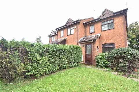 2 bedroom end of terrace house for sale - Keeble Close, Luton