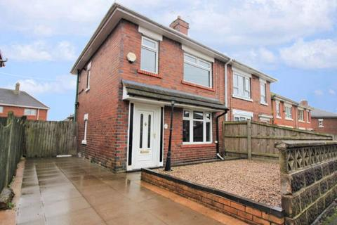 3 bedroom semi-detached house for sale - Burnaby Road, Goldenhill, Stoke-On-Trent