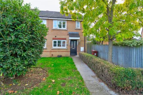 3 bedroom end of terrace house for sale - Nightingale Crescent, Harold Wood, Romford