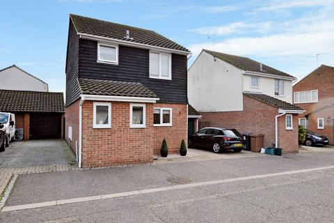3 bedroom link detached house for sale - Pocklington Close, Chelmer Village, Chelmsford, CM2