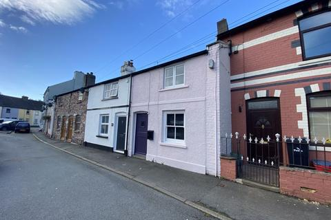 2 bedroom terraced house to rent - Newmarch Street, Brecon, LD3