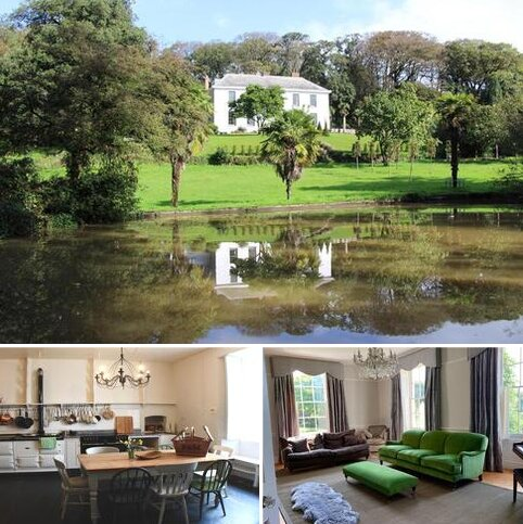 10 bedroom detached house to rent - Port Isaac