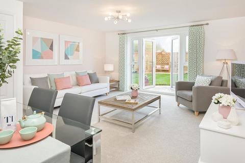 2 bedroom semi-detached house for sale - Plot 211, Wilford at Ladden Garden Village, Off Leechpool Way, Yate, BRISTOL BS37