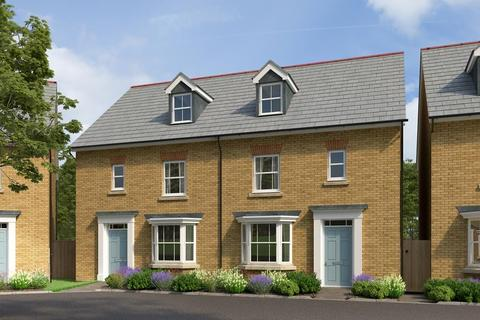 4 bedroom semi-detached house for sale - Plot 20, BAYSWATER at Braid Park, Post Hill, Tiverton, TIVERTON EX16