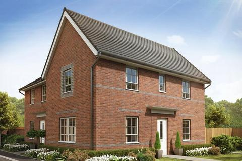 3 bedroom semi-detached house for sale - Plot 230, Moresby at Dunstall Park, Meadow Road, Bitterscote, TAMWORTH B78