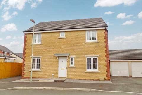 4 bedroom detached house for sale - Gallt Y Ddrudwen, Broadlands, Bridgend . CF31 5FL