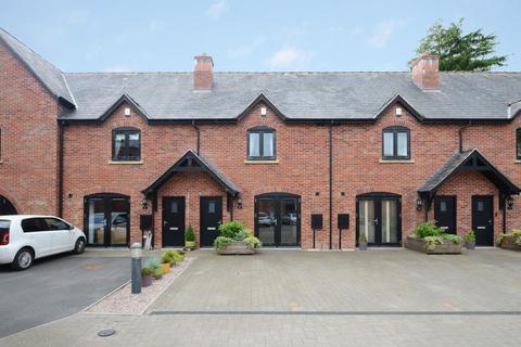 2 bedroom townhouse for sale - Stallington Mews, Stallington, Blythe Bridge