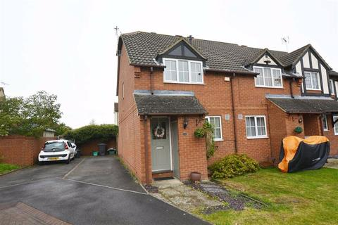 2 bedroom end of terrace house for sale - Waterside Close, Quedgeley