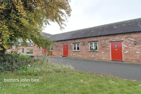 3 bedroom barn conversion for sale - Stowe Lane, Stafford