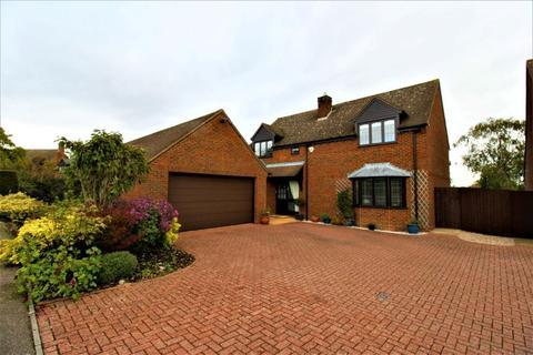 4 bedroom detached house for sale - MIDLAND ROAD, OLNEY