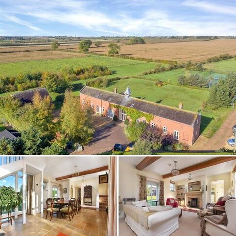 5 bedroom detached house for sale - Thrussington Road, Hoby, Melton Mowbray