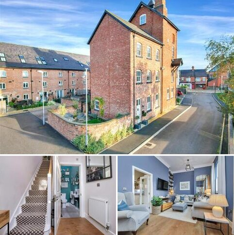 5 bedroom semi-detached house for sale - The Maltings, Sileby, Loughborough