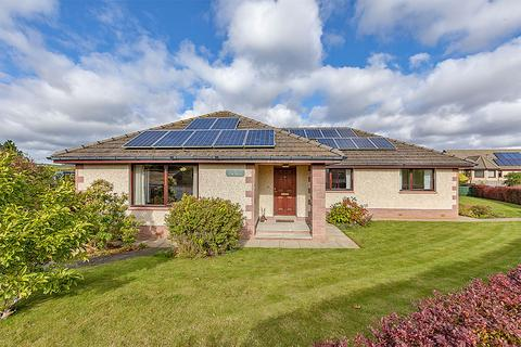 4 bedroom detached bungalow for sale - The Byre, 7 Popple Burn Park, Ednam, Kelso TD5 7PW