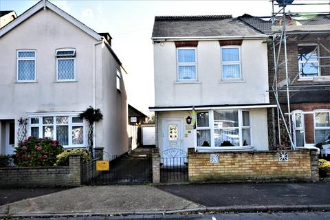 2 bedroom end of terrace house for sale - Tachbrook Road, Feltham, Middlesex, TW14