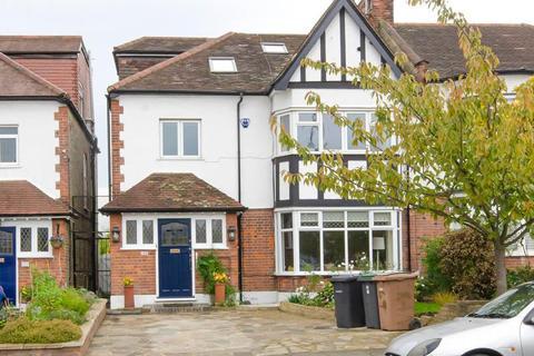 5 bedroom semi-detached house for sale - Cranley Gardens, N10