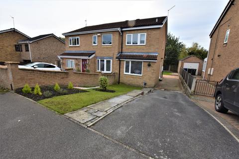 2 bedroom semi-detached house to rent - Camborne Way, Monk Bretton, Barnsley, S71