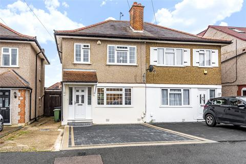 3 bedroom semi-detached house for sale - Lansbury Drive, Hayes, UB4