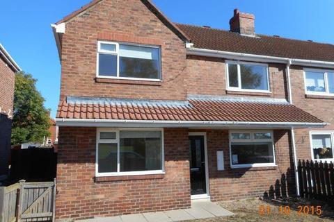 2 bedroom semi-detached house to rent - Coronation Road, Wingate, Durham, TS28 5JN