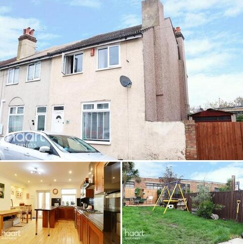 2 bedroom end of terrace house for sale - Granville Road, Sheerness