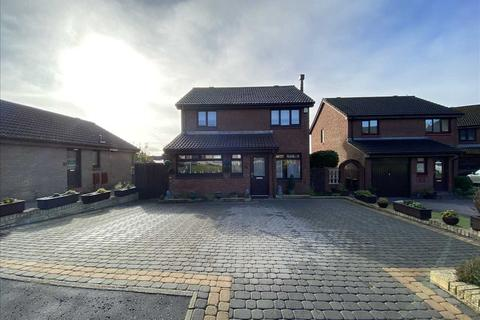 3 bedroom detached house for sale - Woodburn Way, Cumbernauld