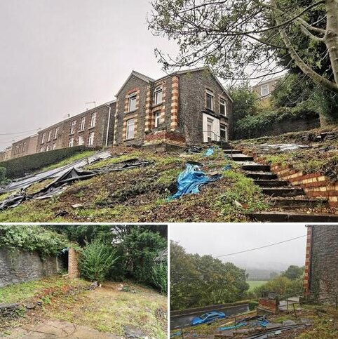 Detached house for sale - Swansea Road, Pontardawe, Neath and Port Talbot.