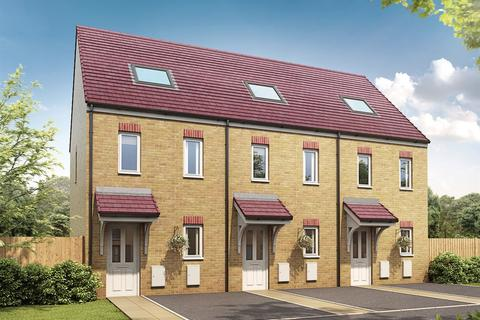 3 bedroom terraced house for sale - Plot 437, The Moseley at Phoenix Park, Church Street LU5