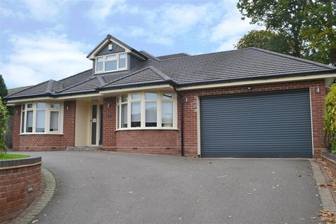 3 bedroom detached bungalow for sale - Brownsfield Road, Lichfield