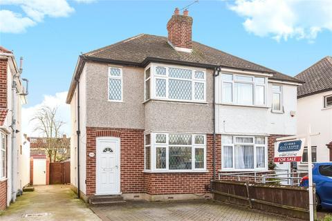 3 bedroom semi-detached house for sale - Windsor Avenue, Hillingdon, Middlesex, UB10