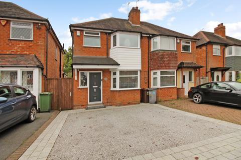 3 bedroom semi-detached house for sale - Newborough Road Shirley Solihull