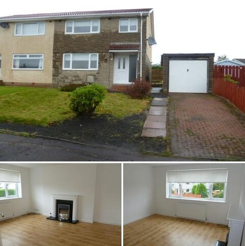 3 bedroom semi-detached house to rent - Glenview Crescent, Moodiesburn, Glasgow, G69 0NJ