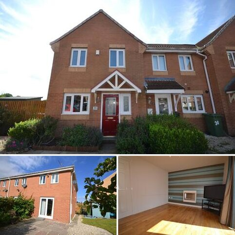 3 bedroom end of terrace house to rent - Sandford Close, Wingate, County Durham, TS28