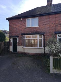 3 bedroom semi-detached house for sale - Fletcher Road, Beeston, Nottingham, NG9