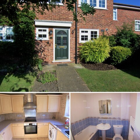 2 bedroom terraced house to rent - Jacklin Green, Woodford Green IG8