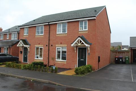 3 bedroom semi-detached house for sale - 12 Palisade Close, Newport, Shropshire, TF10 7FR