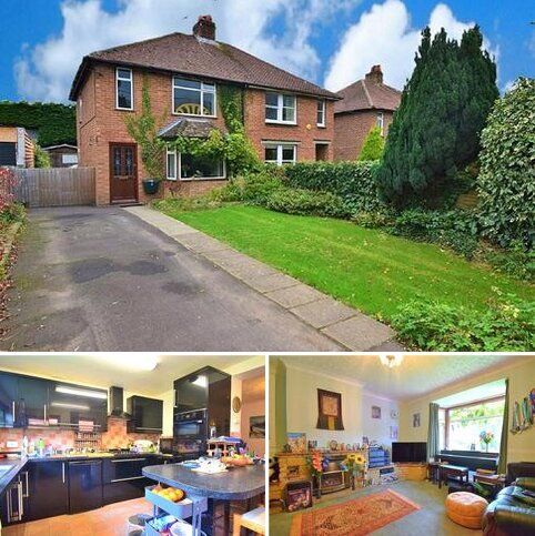 3 bedroom semi-detached house for sale - Bloswood Lane, Whitchurch, RG28