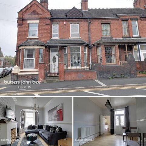 3 bedroom terraced house for sale - Heron Street, Stoke-On-Trent