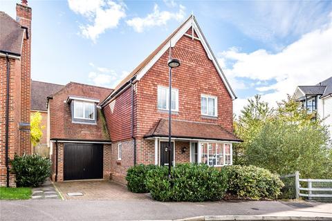 4 bedroom detached house for sale - Teelings Drive, Uckfield