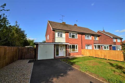 3 bedroom semi-detached house for sale - Caernarvon Road, Hatherley, Cheltenham, Gloucestershire , GL51 3JB